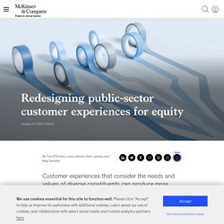 Alexandru - Redesigning public-sector customer experiences for equity