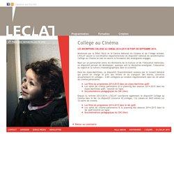 L'ECLAT - Lieu d'Expériences pour le Cinéma, les Lettres, Arts & Technologies