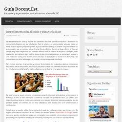Guía Docent.Est. – Page 2 – Recursos y experiencias educativas con el uso de TIC