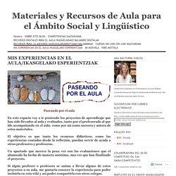 Materiales y Recursos de Aula para el Ámbito Social y Lingüístico