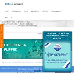 Experiencias Flipped [74]: La Novabiblioteca - Inés Padrana - The Flipped Classroom