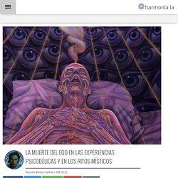 La muerte del ego en las experiencias psicodélicas y en los ritos místicos