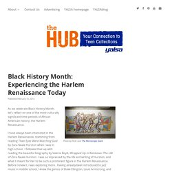 Black History Month: Experiencing the Harlem Renaissance Today – The Hub