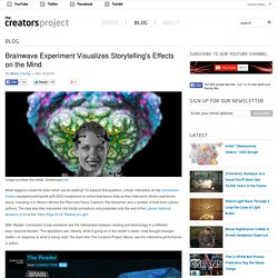 Brainwave Experiment Visualizes Storytelling's Effects on the Mind