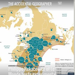 Philippe Rekacewicz of Le Monde hosts experimental cartography workshop at UCD – THE ACCIDENTAL GEOGRAPHER
