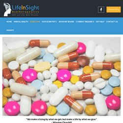 Addiction Foundation - Cell Phone, meth, Addiction - Experimental Brain Research