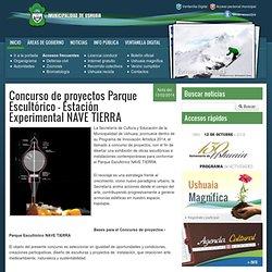 Concurso de proyectos Parque Escultórico - Estación Experimental NAVE TIERRA - e - Municipalidad de ushuaia
