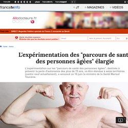"""L'expérimentation des """"parcours de santé des personnes âgées"""" élargie"""