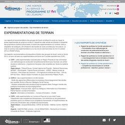 AEFA : COP4 - objectivation des compétences transversales