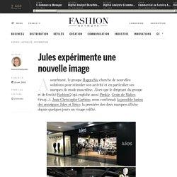 Jules expérimente une nouvelle image - Actualité : distribution (#972277)