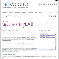 NoveTerra Learning Lab : formez-vous à expérimenter la réinvention