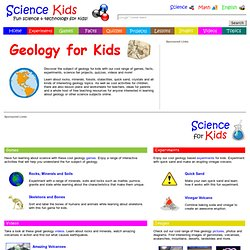 Geology all science subjects
