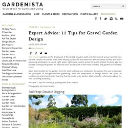 Expert Advice: 11 Tips for Gravel Garden Design: Gardenista