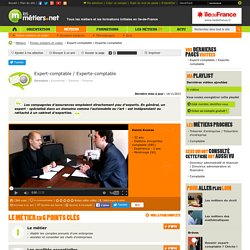 Expert-comptable / Experte-comptable