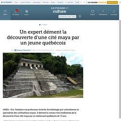 Un expert dément la découverte d'une cité maya par un jeune québécois