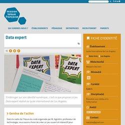Data expert – Mission laïque française