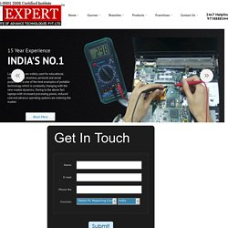 Laptop Repairing Institute in GTB Nagar, New Delhi - Expert