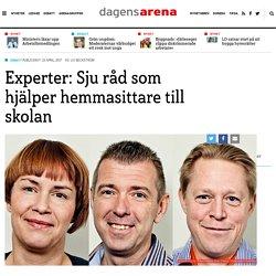 Experter: Sju råd som hjälper hemmasittare till skolan - Dagens Arena