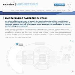 Une expertise complète en eCRM - Cabestan » Cabestan