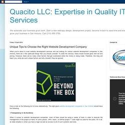 Best Option for Web Development Services in San Antonio