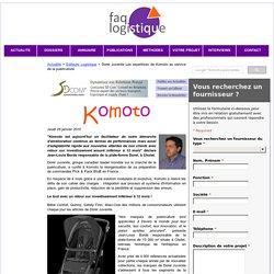 Dorel Juvenile : Les expertises de Komoto au service de la puériculture