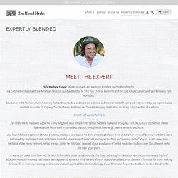 Expertly Blended - ZEN BLEND HERBS