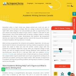 Experts Academic Writing Services