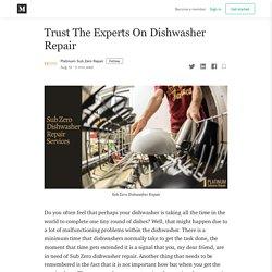 Best Sub Zero Dishwasher Repair Services in Los Angeles, CA