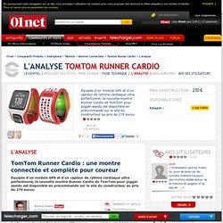 Avis des experts sur Tomtom Runner Cardio sur 01net