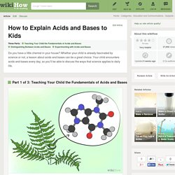 How to Explain Acids and Bases to Kids: 15 Steps