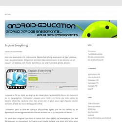 Explain Everything - Android-education.net