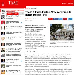 These 5 Facts Explain Why Venezuela Is in Big Trouble—Still