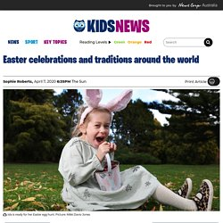 Kids News explainer: Why and when do we celebrate Easter and what do the traditions mean?