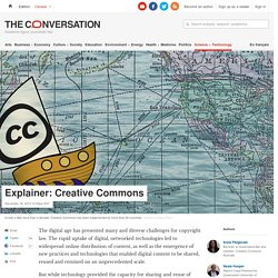 Explainer: Creative Commons