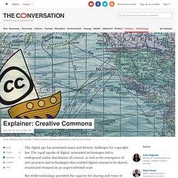 Explainer: Creative Commons