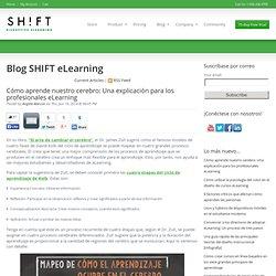 Cómo aprende nuestro cerebro: Una explicación para los profesionales eLearning