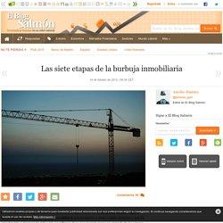 Las siete etapas que explican la burbuja inmobiliaria española