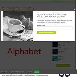 """Une explication pour """"Alphabet"""", le nouveau nom de Google"""