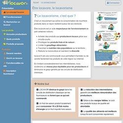 Être locavore, explication du locavorisme - Locavor.fr