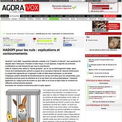HADOPI pour les nuls : explications et contournements - AgoraVox