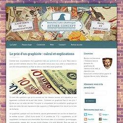 Le prix d'un graphiste : calcul et explications