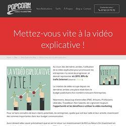 Mettez-vous vite à la vidéo explicative ! > www.popcornvideo.fr