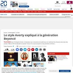 Le style Averty expliqué à la génération Beyoncé