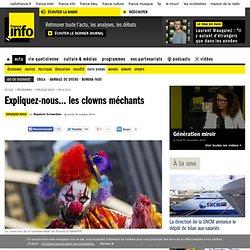 Expliquez-nous… les clowns méchants