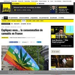 Expliquez-nous... la consommation de cannabis en France