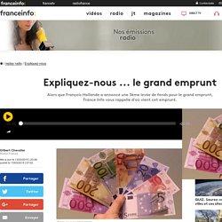 Le grand emprunt français