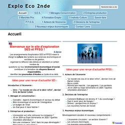 Explo Eco 2nde