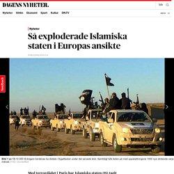Så exploderade Islamiska staten i Europas ansikte