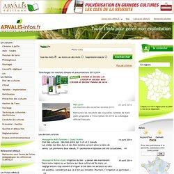 Toute l'info pour gérer son exploitation agricole
