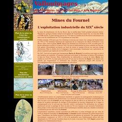 Pays des Ecrins, L'Argentière-la-Bessée, Archéologie, Mines d'argent du Fournel, l'exploitation industrielle du XIXe siècle